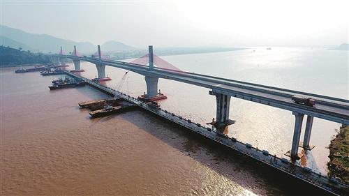 临海大田桥规划效果图