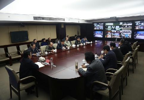 省海洋与渔业局贯彻落实省政府专题协调会议精神 积极做好迎接国家海洋督察准备工作