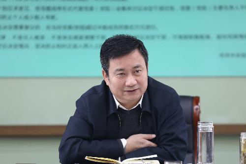 浙江省海洋与渔业局专题研究落实 国家海洋督察边督边改立行立改要求